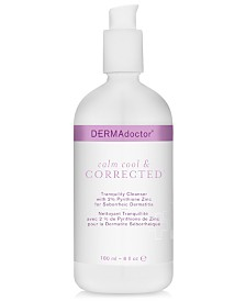 DERMAdoctor Calm Cool & Corrected Cleanser, 6 fl. oz.