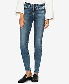 Silver Jeans Co. Mazy Super-Skinny Jeans