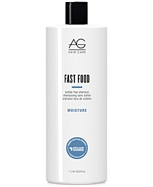 Fast Food Sulfate-Free Shampoo, 33.8-oz., from PUREBEAUTY Salon & Spa