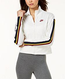 Nike Sportswear Cropped Track Jacket