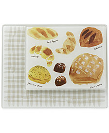 kate spade new york All in Good Taste 2-Pc. Freshly Baked Glass Prep Board Set