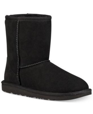 black boots for little girls