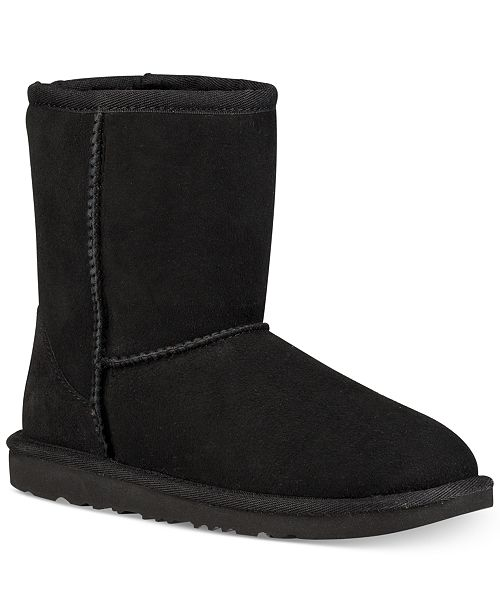 UGG® Little & Big Girls Classic II Boots