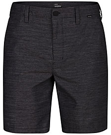 "Hurley Men's Breathe Heathered Dri-FIT 9.5"" Shorts"
