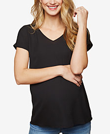 Motherhood Maternity V-Neck T-Shirt