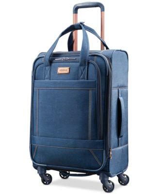 "Belle Voyage 21"" Spinner Suitcase"