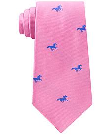Tommy Hilfiger Men's Derby Silk Tie
