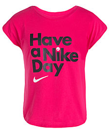 Nike Day-Print T-Shirt, Toddler Girls