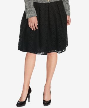 Tommy Hilfiger Lace Skirt thumbnail