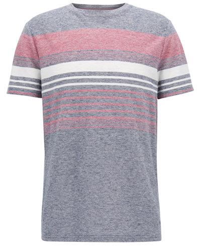 BOSS Men's Striped T-Shirt