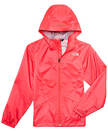 The North Face Zipline Rain Jacket, Little Girls & Big Girls