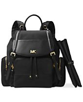 MICHAEL Michael Kors Mott Flap Diaperbag Backpack