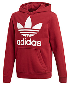 adidas Originals adicolor Logo Hoodie, Big Boys