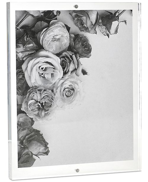 Martha Stewart Collection Closeout Acrylic 8 X 10 Frame Created