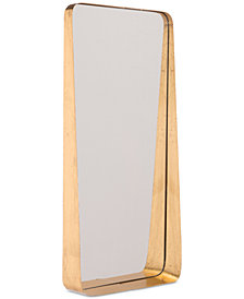 Zuo Tall Gold Mirror