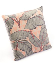 Zuo Tropical Pink Pillow