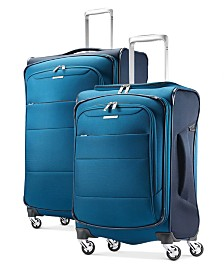 CLOSEOUT! Samsonite ECO-Spin Luggage Collection, Created for Macy's