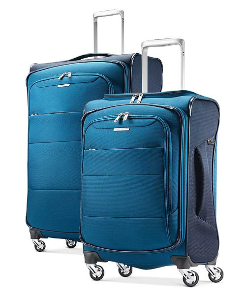 d40199e7ac3 Samsonite CLOSEOUT! ECO-Spin Luggage Collection