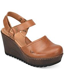 b.o.c. Rina Wedge Shoes