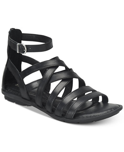 Born Giverny Flat Sandals
