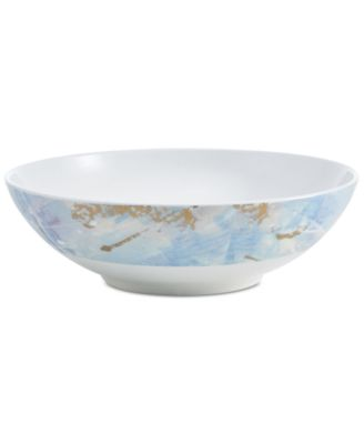 Aiden Gold Vegetable Bowl