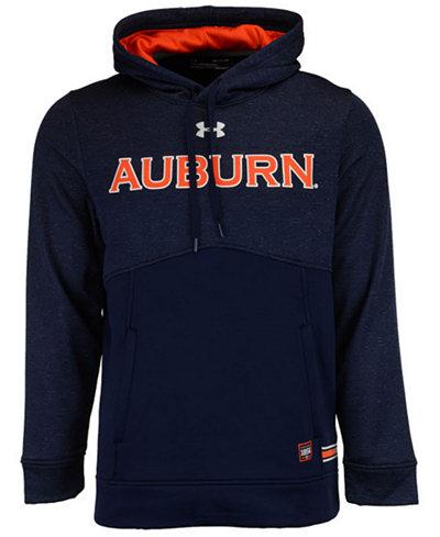 Under Armour Men's Auburn Tigers Sideline Storm Hoodie