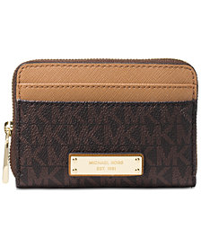 MICHAEL Michael Kors Signature Zip-Around Case
