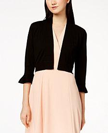 Calvin Klein Lace-Back Cardigan
