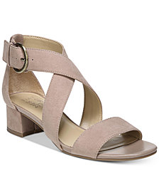 Naturalizer Amelia Dress Sandals, Created For Macy's