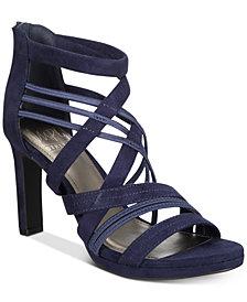 Impo Temple Stretch Platform Dress Sandals