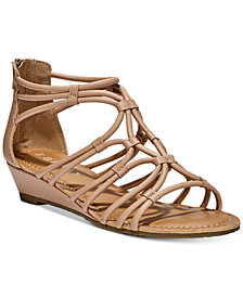 Esprit Cecile Strappy Wedge Sandals