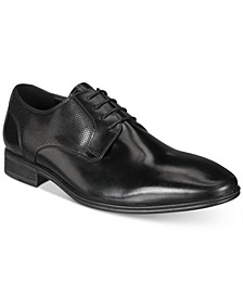 Men's Min Plain-Toe Oxfords