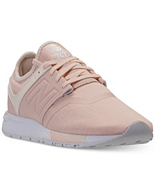 New Balance Women's 247 Casual Sneakers from Finish Line