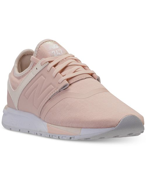 4610417f4485 New Balance Women s 247 Casual Sneakers from Finish Line ...