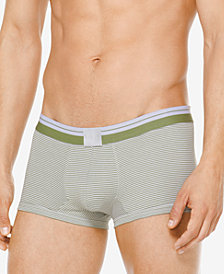 Michael Kors Men's Greenwich Stripe Trunks