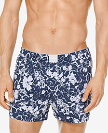 Michael Kors Men's Airsoft Touch Stretch-Woven Boxers, 2-Pack