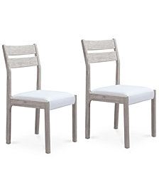 Furman Dining Chair (Set Of 2), Quick Ship