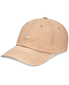 Levi's® Men's Washed Denim Baseball Cap