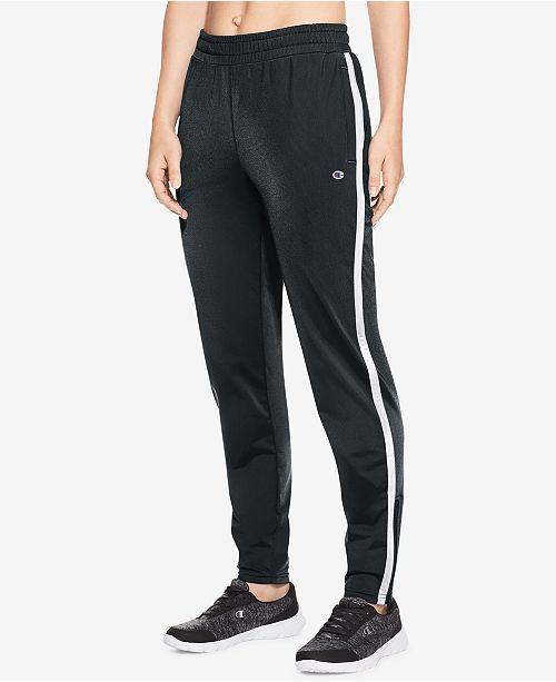 90ccebfdae0d Champion Track Pants   Reviews - Pants   Capris - Women - Macy s