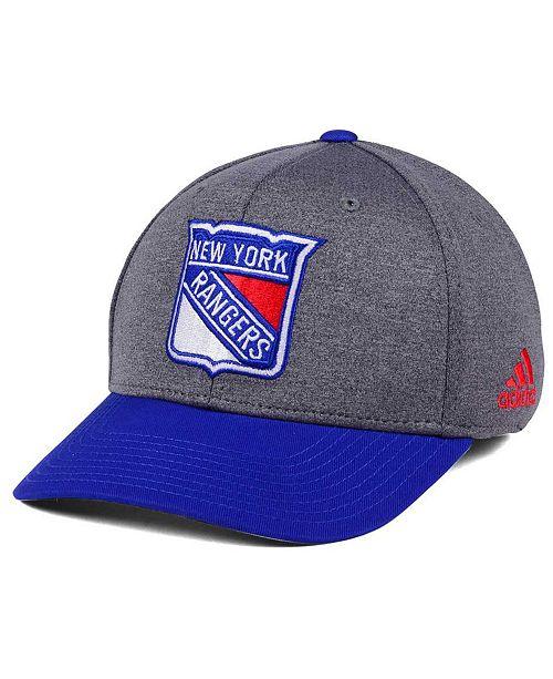 e8efde314 adidas New York Rangers Shortside Flex Cap & Reviews - Sports Fan ...