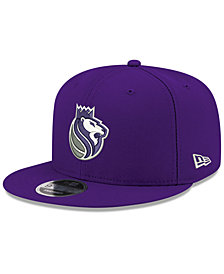 New Era Boys' Sacramento Kings Basic Link 9FIFTY Snapback Cap