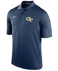 Nike Men's Georgia-Tech Varsity Team Logo Polo