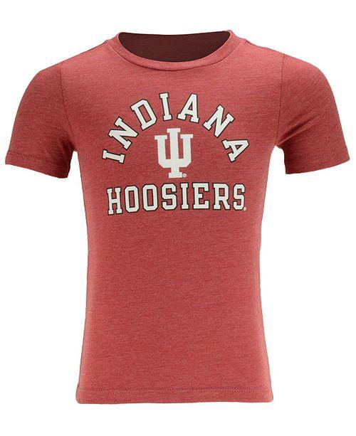 Retro Brand Indiana Hoosiers Dual Blend T-Shirt, Toddler Boys