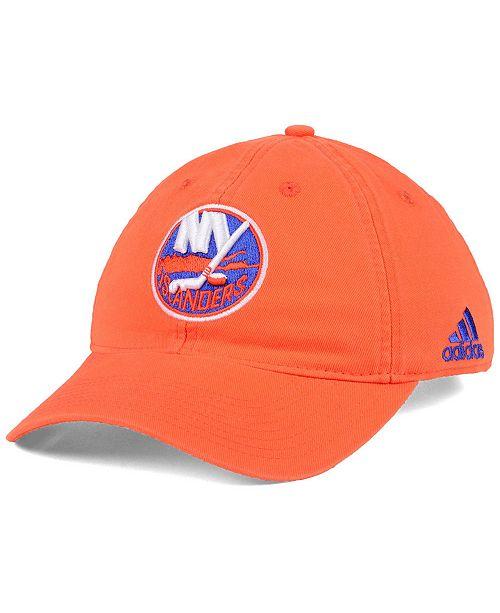 15d7836e0f0 adidas New York Islanders Core Slouch Cap - Sports Fan Shop By Lids ...