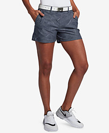Nike Flex Printed Golf Shorts