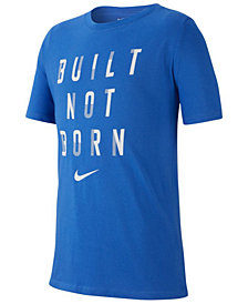 Nike Built-Print T-Shirt, Big Boys