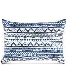 "Tommy Hilfiger Poucha Pond 12"" x 18"" Decorataive Pillow"