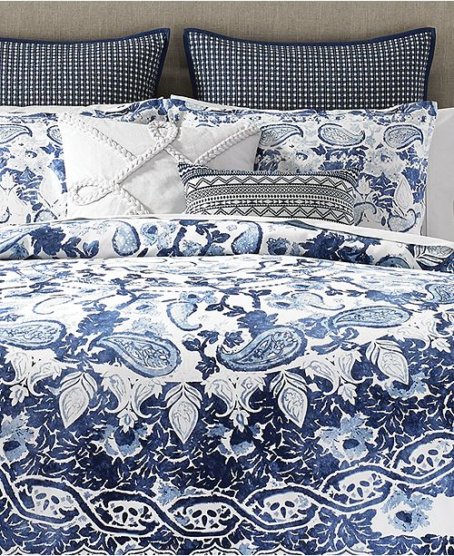 Tommy Hilfiger Bohemian Beach Bedding Collection Bedding