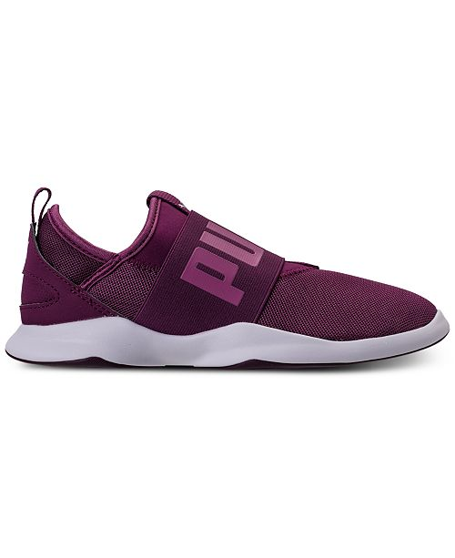 03ad71c61 Puma Women's Dare Slip-On Casual Sneakers from Finish Line & Reviews ...