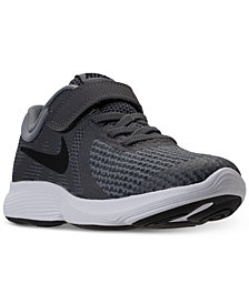 Nike Little Boys' Revolution 4 Athletic Sneakers from Finish Line